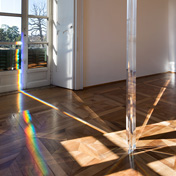 Robert Irwin - Untitled (Column), 2011