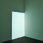 James Turrell - Wallen (White), 1976