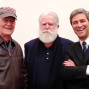 Robert Irwin, James Turrell, Michael Govan
